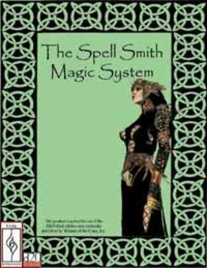 Role Playing Games - The Spell Smith Magic System