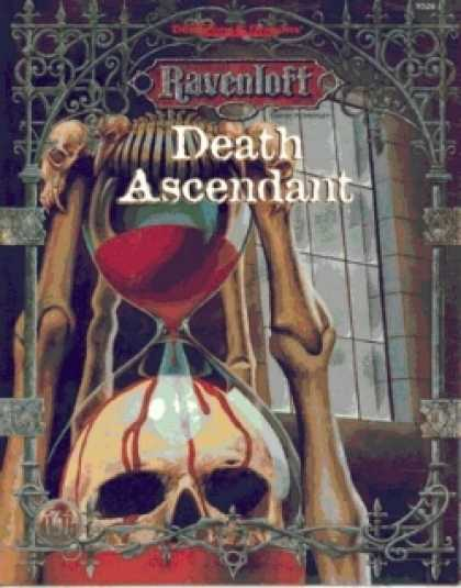 Role Playing Games - Death Ascendant