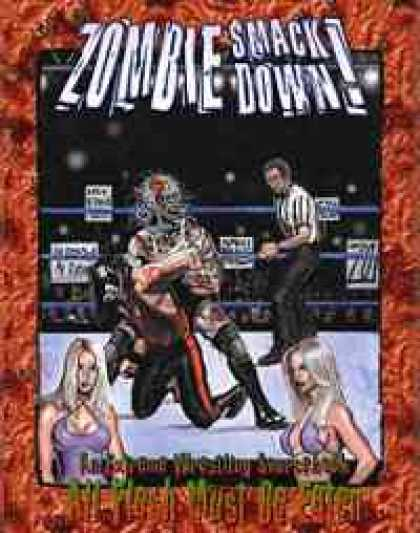 Role Playing Games - Zombie Smackdown