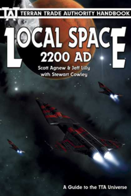 Role Playing Games - Local Space: 2200 AD