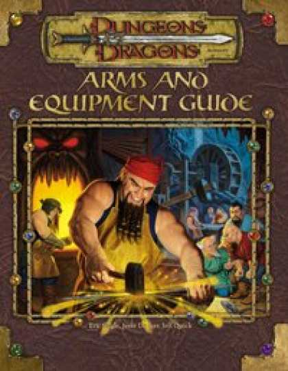 Role Playing Games - Arms and Equipment Guide