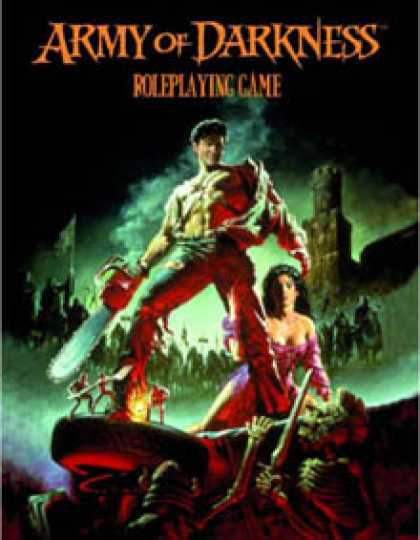 Role Playing Games - Army of Darkness Corebook