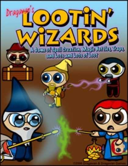 Role Playing Games - Lootin' Wizards