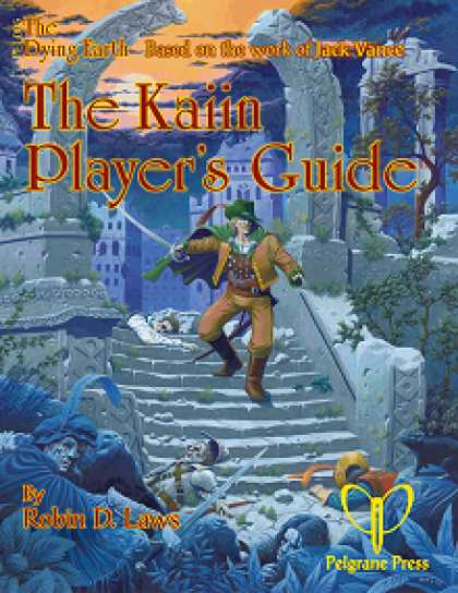 Role Playing Games - The Kaiin Player's Guide