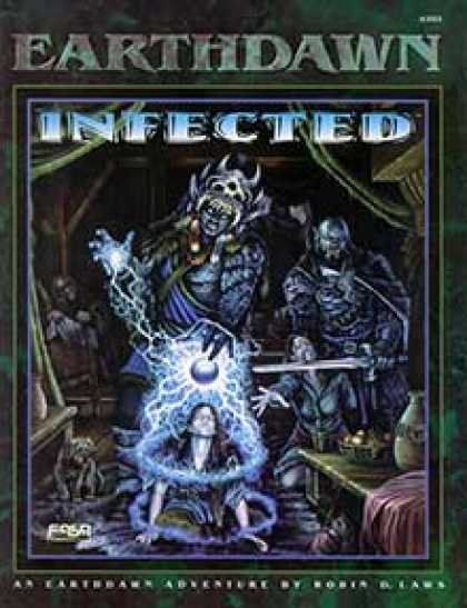 Role Playing Games - Infected