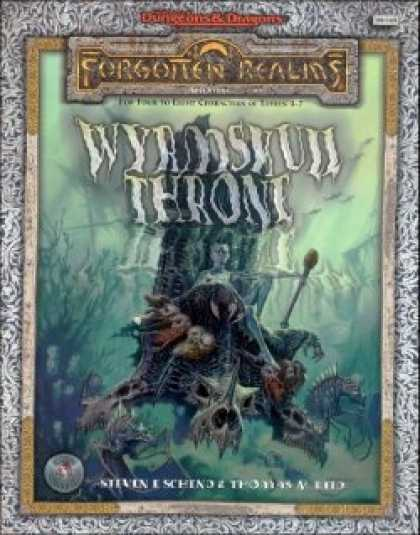 Role Playing Games - Wyrmskull Throne