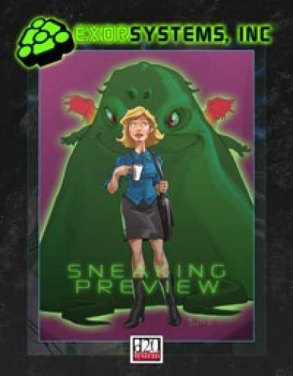 Role Playing Games - ExorSystems, Inc: Sneaking Preview