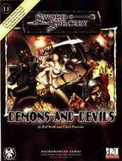 Role Playing Games - Demons and Devils