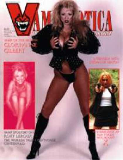 Role Playing Games - Vamperotica Magazine V1N12