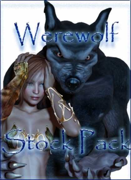 Role Playing Games - Ultimate Werewolf Stock Pack