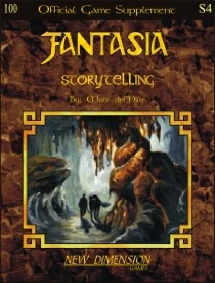 Role Playing Games - Fantasia: Storytelling--Supplement S4