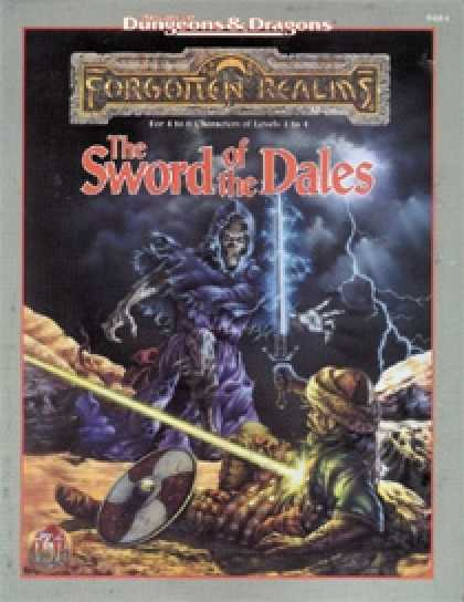 Role Playing Games - The Sword of the Dales