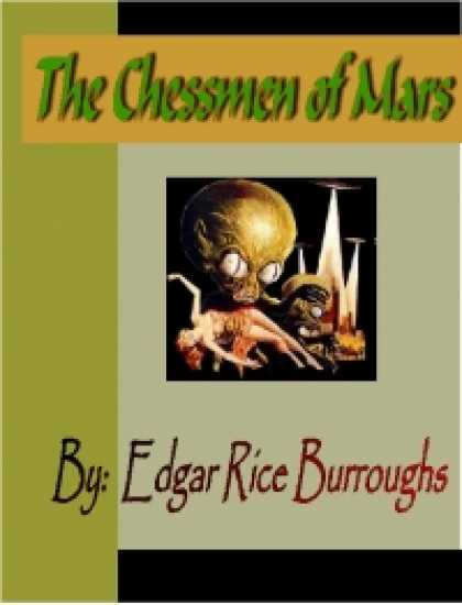 Role Playing Games - The Chessman of Mars