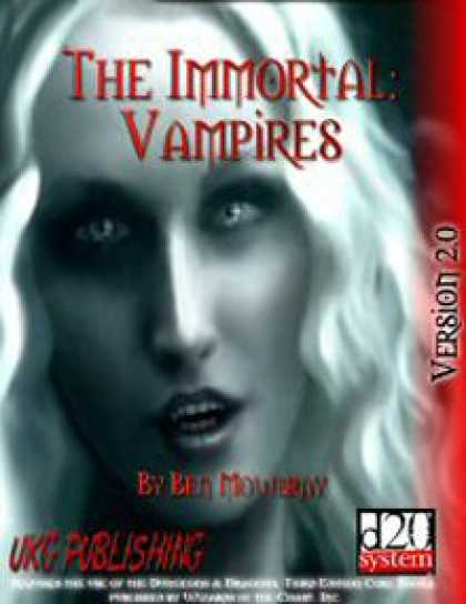 Role Playing Games - The Immortal: Vampires