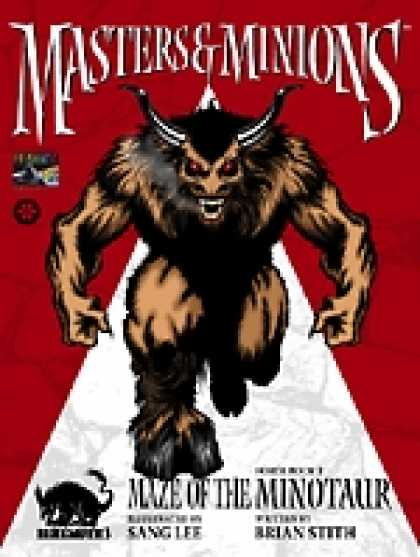 Role Playing Games - Masters and Minions Horde Book 2: Maze of the Minotaur