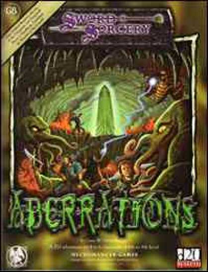 Role Playing Games - Aberrations
