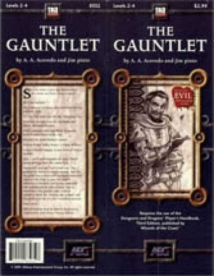 Role Playing Games - The Gauntlet