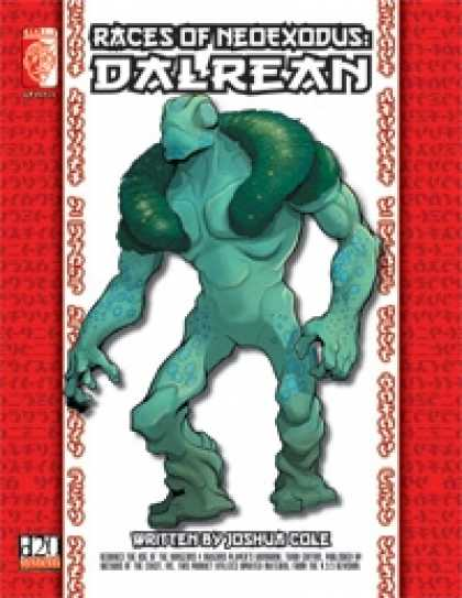 Role Playing Games - Races of NeoExodus: Dalrean