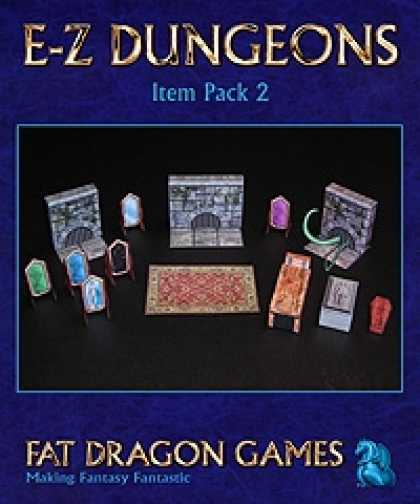 Role Playing Games - E-Z DUNGEONS: Item Pack 2