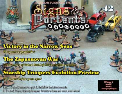 Role Playing Games - Signs & Portents Wargamer 42