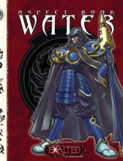 Role Playing Games - Aspect Book: Water