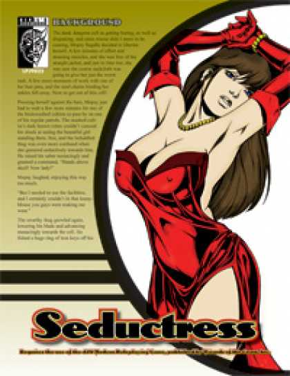 Role Playing Games - Prototype: Seductress