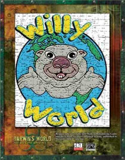 Role Playing Games - Darwin's World: Willy World