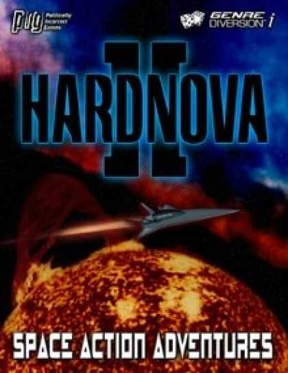 Role Playing Games - HardNova 2 RPG (PDF Collection)