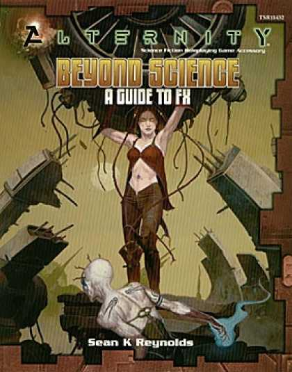 Role Playing Games - Beyond Science: A Guide to FX