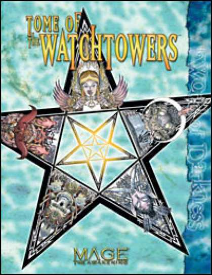 Role Playing Games - Tome of the Watchtowers: A Guide to Paths