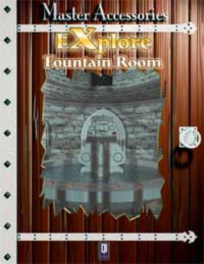 Role Playing Games - EXplore: Fountain Room