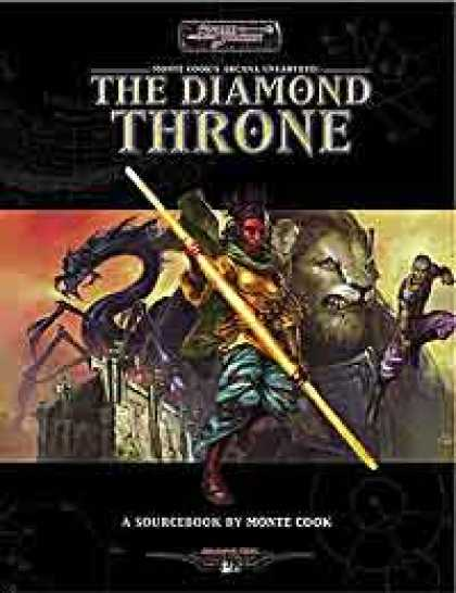 Role Playing Games - The Diamond Throne