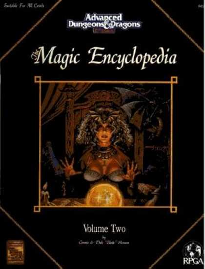 Role Playing Games - The Magic Encyclopedia Vol II