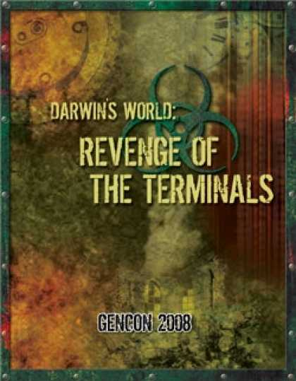 Role Playing Games - DW: Revenge of the Terminals (GenCon 2008)