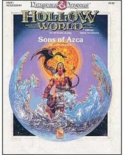 Role Playing Games - HWR1 - Sons of Azca