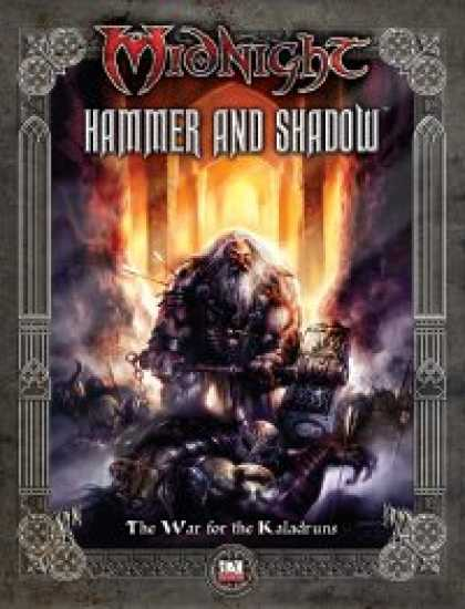 Role Playing Games - Hammer and Shadow