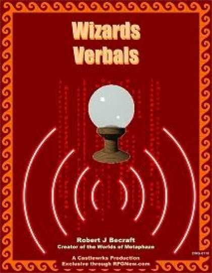 Role Playing Games - Wizards Verbals