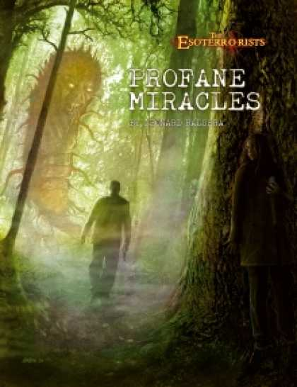 Role Playing Games - Profane Miracles