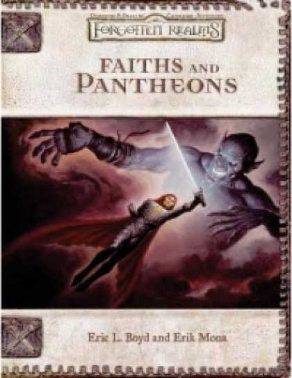 Role Playing Games - Faiths and Pantheons