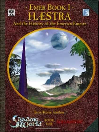 Role Playing Games - Emer Book I: Haestra, the Northwest (Shadow World Setting) PDF