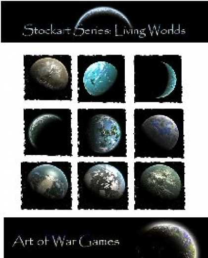 Role Playing Games - Stock Art Series Living Worlds