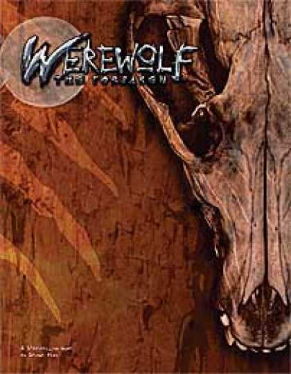 Role Playing Games - Werewolf: The Forsaken