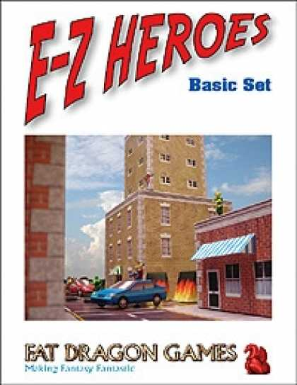 Role Playing Games - E-z Heroes