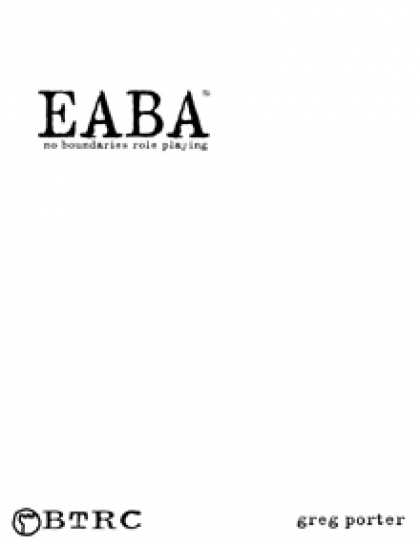 Role Playing Games - EABA v1.1