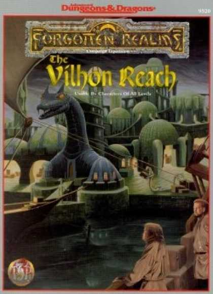 Role Playing Games - The Vilhon Reach