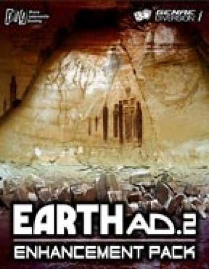 Role Playing Games - EarthAD.2 Enhancement Pack