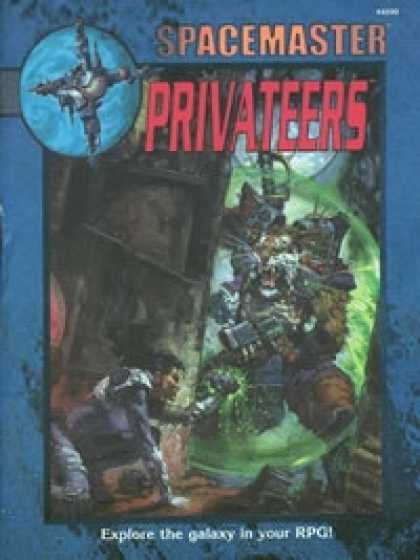 Role Playing Games - Spacemaster: Privateers rulebook PDF