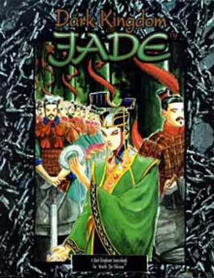 Role Playing Games - Dark Kingdom of Jade
