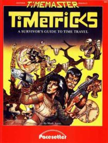 Role Playing Games - Timetricks