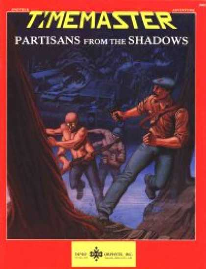 Role Playing Games - Partisans from the Shadows